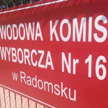 Wyniki wyborów Radomsku: A. Duda 52,11%, R. Trzaskowski 47,89%