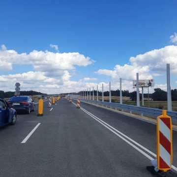 Kierowcy ruszyli fragmentem autostrady A1