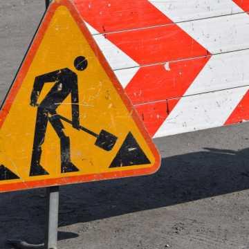 Utrudnienia na budowanej A1 w okolicach Piotrkowa Trybunalskiego