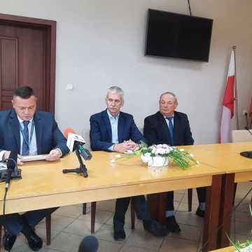 [WIDEO] Wójt gminy Ładzice odnosi się do zarzutów grupy referendalnej