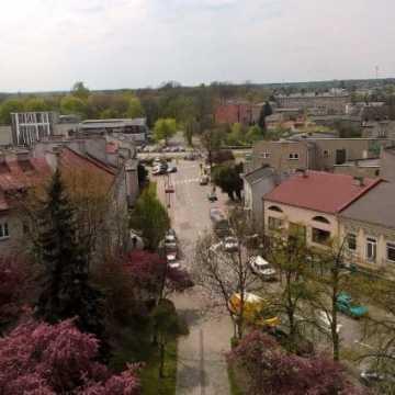 Radomsko z lotu drona [FILM]