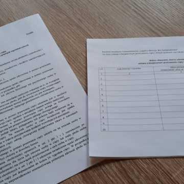 W biurze Lewicy w Radomsku można było podpisać się pod inicjatywą ustawodawczą w sprawie legalnej aborcji