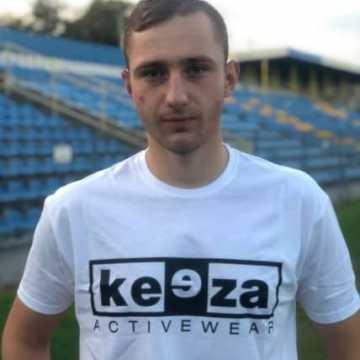 Damian Podleśny nowym bramkarzem RKS Radomsko