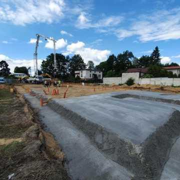 W Gomunicach rozpoczęła się budowa nowego przedszkola