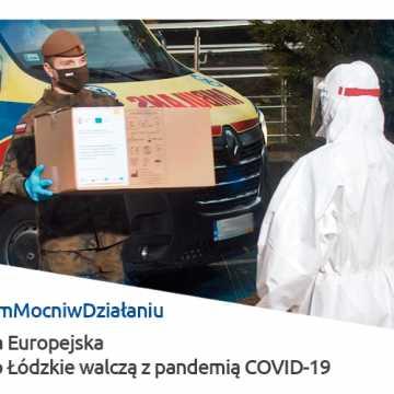 [WIDEO] Unia Europejska i Województwo Łódzkie wspierają mieszkańców