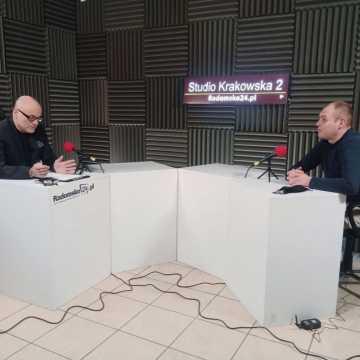 Przemysław Bitnerowski: Jestem nieformalnym prezesem OSP w Radomsku