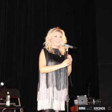 Kasia Cerekwicka zaśpiewała w Radomsku