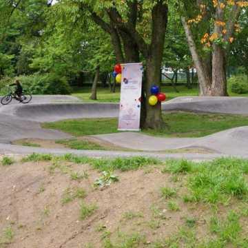Pumptrack w Radomsku oficjalnie oddany do użytku