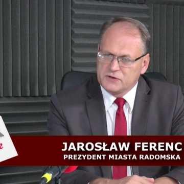 Staszczyk niezależnie. Prezydent Ferenc: walczymy o chodnik przy PSP nr 5 w Radomsku