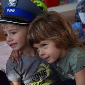 O bezpieczeństwie z najmłodszymi radomszczanami