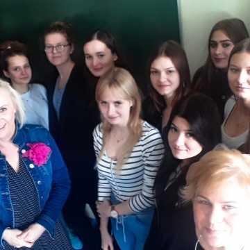 Uczniowie z Bełchatowa uczyli się od pracowników PGE GiEK