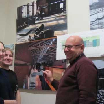 Uczniowie Ekonomika o inwestycjach w Galerii Radomsko