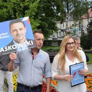 Radomszczańska PO podsumowała kampanię Rafała Trzaskowskiego