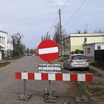 Ulica św. Rozalii w Radomsku zablokowana!