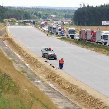 Autostrada A1: w nocy będą utrudnienia na odcinku Piotrków Tryb. - Kamieńsk