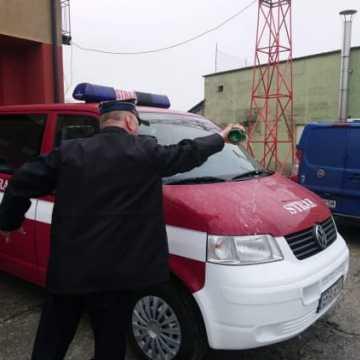 OSP Przedbórz ma nowy wóz