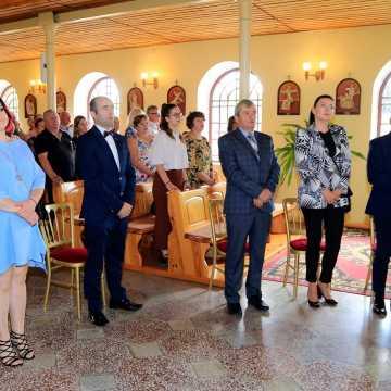 Dożynki parafialne w Dziepółci i Szczepocicach