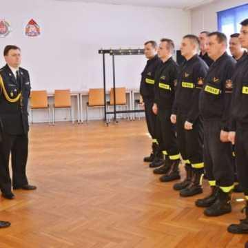 Nowy zastępca Komendanta Powiatowego PSP w Radomsku