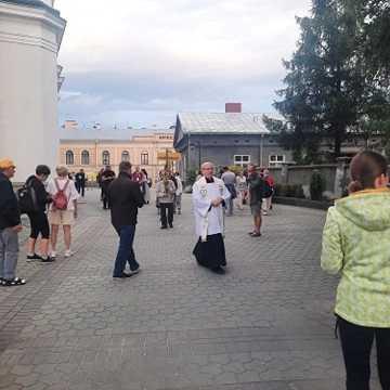 Pielgrzymi z Radomska ruszyli na Jasną Górę. Jednak inaczej niż w poprzednich latach