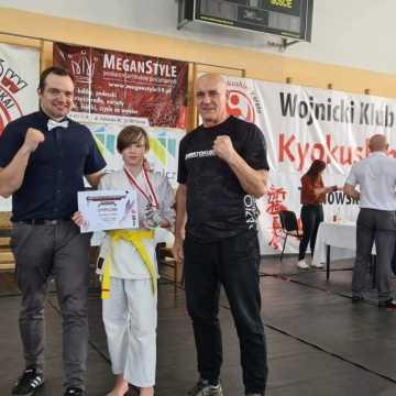 Medal dla zawodnika Randori Radomsko na turnieju w Wojniczu