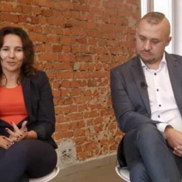 #TyDecydujesz!: A. Niedźwiecka i P. Kosowski
