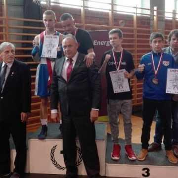 Patryk Kułaga z RSB Nokaut medalistą Mistrzostw Polski