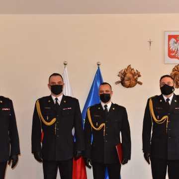 Artur Bartosik został zastępcą Komendanta Powiatowego PSP w Radomsku
