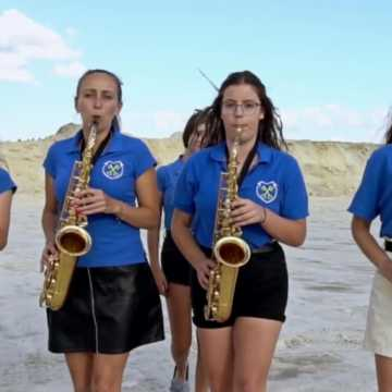 Orkiestra dęta z Kamieńska z koncertem online