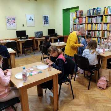 Lato w bibliotece w Radomsku