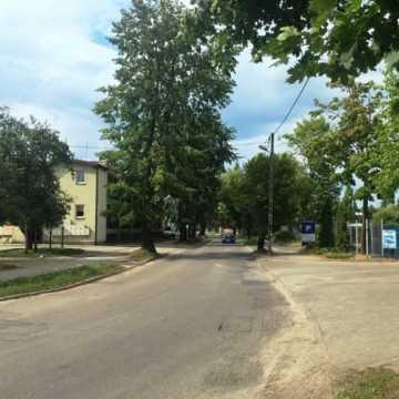 Brak oświetlenia na ul. św Rozalii w Radomsku