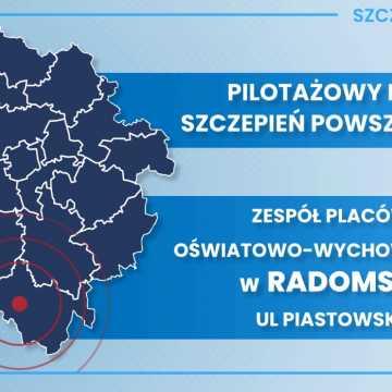 W woj. łódzkim będzie 50 Powszechnych Punktów Szczepień, w Polsce 471