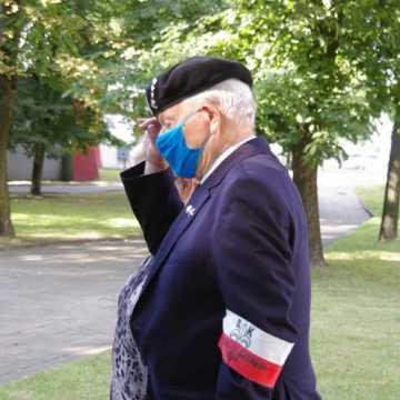 Upamiętnili Powstańców Warszawskich