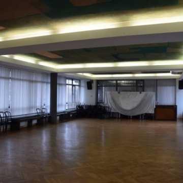 Sala taneczna po liftingu
