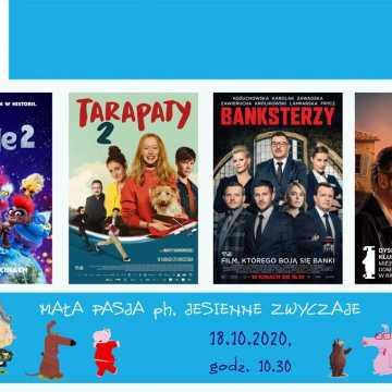 Kino MDK zaprasza. Repertuar od 16 do 22 października