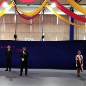 Zakończenie roku szkolnego w PSP 6 w Radomsku
