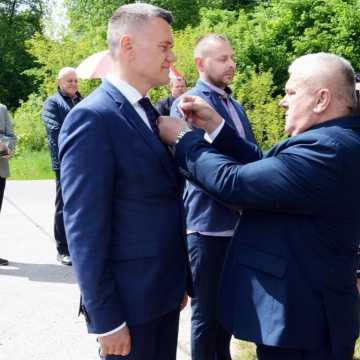 Wola Życińska: w hołdzie partyzantom