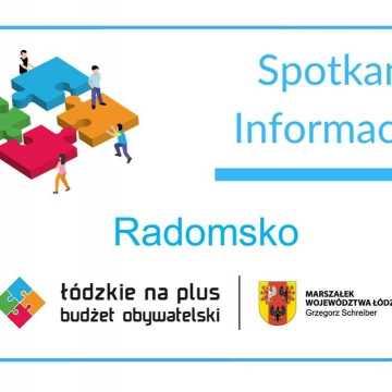 """Spotkanie informacyjne o Budżecie Obywatelskim """"Łódzkie na plus"""""""