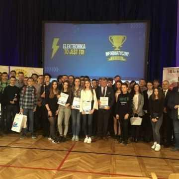 Gala finałowa konkursów informatycznych w Elektryku