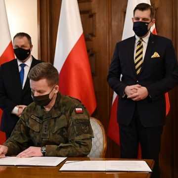Wojsko będzie współpracować z Kuratorium Oświaty
