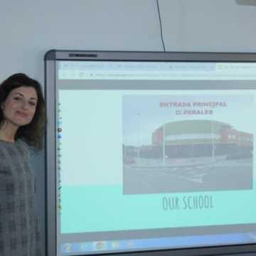 Nauczycielki z Hiszpanii w Przedszkolu nr 2