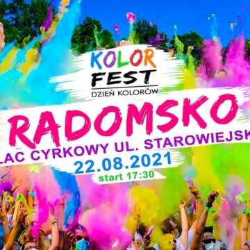 Kolor Fest w Radomsku