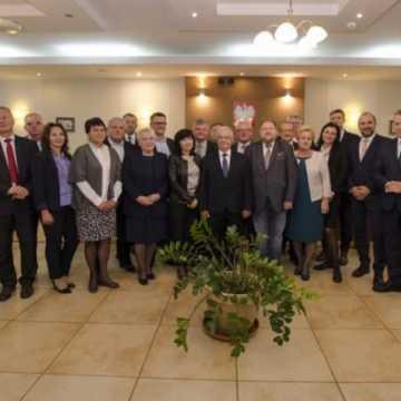 Ostatnia sesja Rady Powiatu Radomszczańskiego