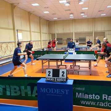 Niespodziewany remis tenisistów UMLKS Radomsko