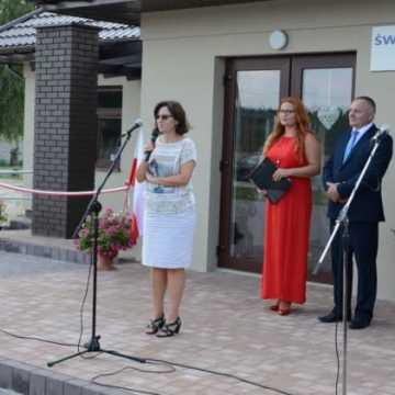Otwarcie świetlicy w Borowej