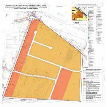 Wiatraki nie zablokują budowy domów. Wszedł w życie nowy MPZP w rejonie ul. Narutowicza w Radomsku