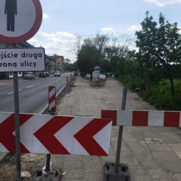 II etap remontu ulicy Reymonta