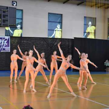 "Sukcesy tancerek z ""Mass-Teamu"""