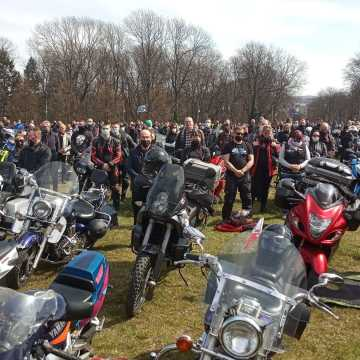 Motocykliści z Radomska na Jasnej Górze