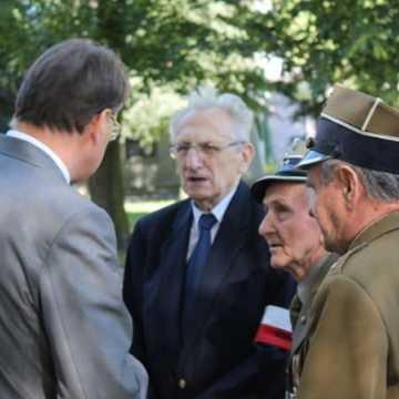 Radomsko pamięta o wybuchu wojny