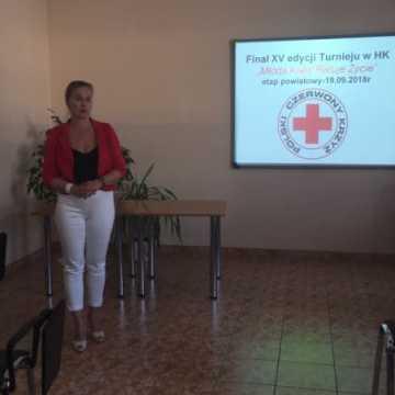 """Finał akcji """"Młoda krew ratuje życie"""""""